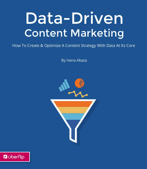 Data-driven content marketing boek