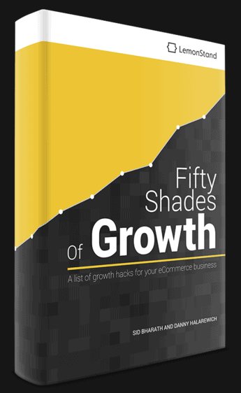 Fifty shades of growth marketing boek