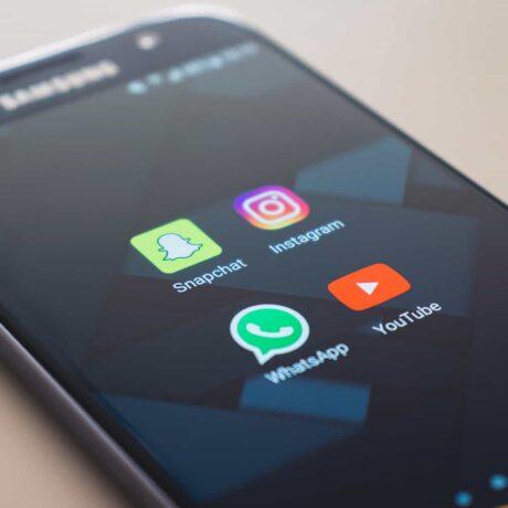 Apps op smartphone