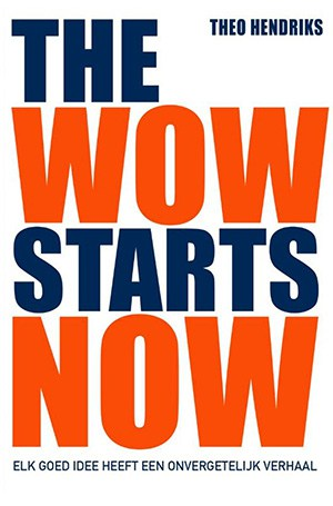 The wow starts now, corporate storytelling