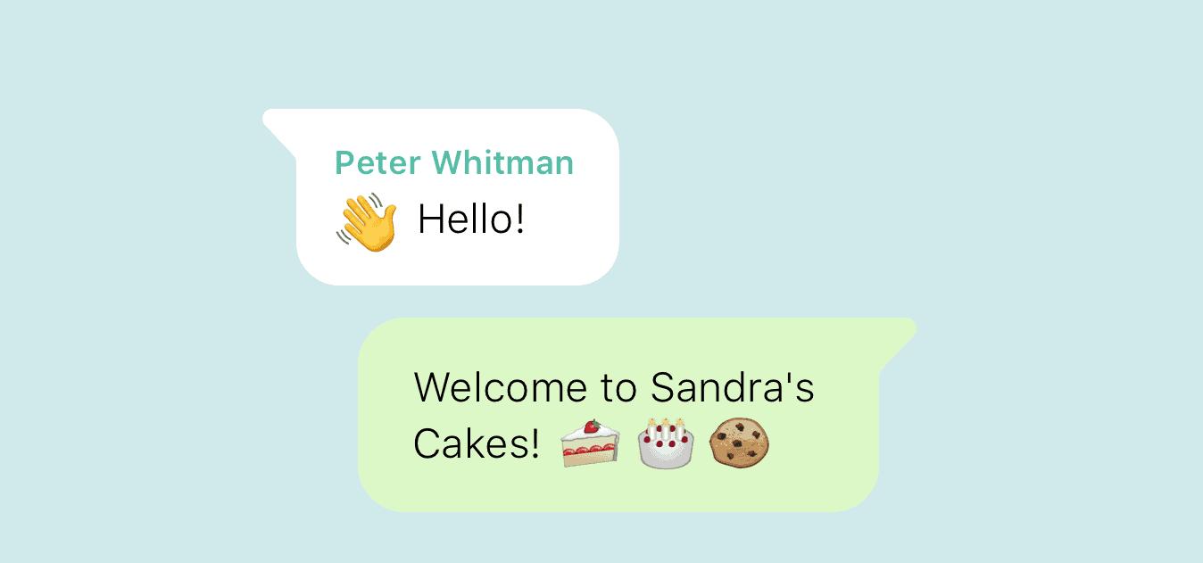 Automatisch bericht