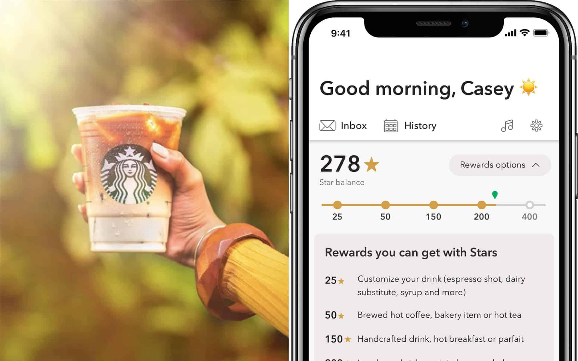 Klanttevredenheid Starbucks
