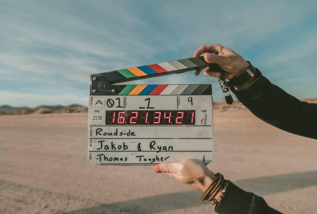 Social media video shooting